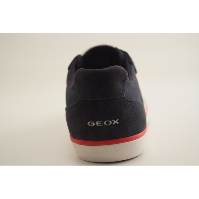 GEOX Enfants-J KILWI B-TRAINING VELCRO-NAVY