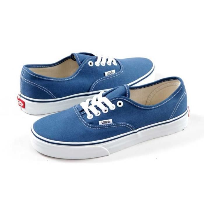 VANS Pointure Authentic Basse Navy 40 Chaussure Chaussure Basse Homme axHt7nSqqw