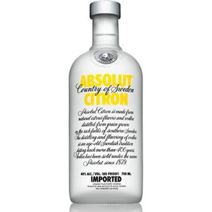 VODKA Absolut Citron 70cl