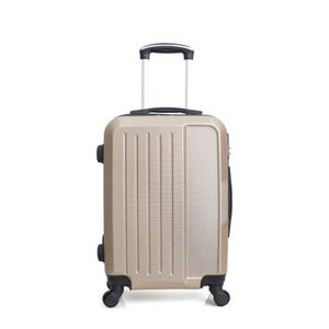VALISE - BAGAGE Valise Weekend ABS – Coque rigide – 65cm VESUVIO –