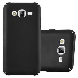 ACCESSOIRES SMARTPHONE Cadorabo Coque Samsung Galaxy J5 2015 (5) NOIR MÉT