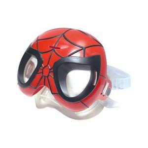 MASQUE - DÉCOR VISAGE Masque de plongée Spiderman enfant - Taille Unique