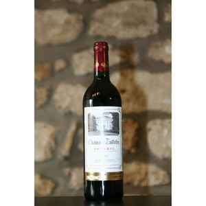 VIN ROUGE Chateau Taillefer 1996