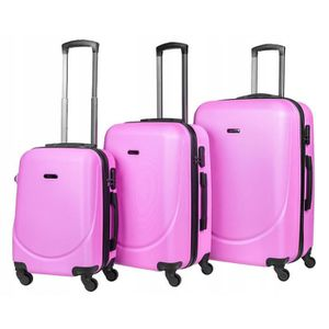 Penn 3 pièces chariot de Voyage Bagages Sac antichoc valise Turquoise Nouveau