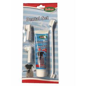 KIT DE SOIN - HYGIÈNE BUBIMEX Kit dentifrice - Pour chien