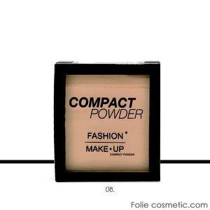 FOND DE TEINT - BASE Fashion Make Up - Poudre Compacte 08 Beige Foncé