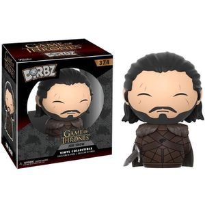 FIGURINE - PERSONNAGE Figurine Funko Dorbz Game of Thrones : Jon Snow