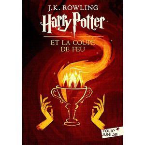 Livre 9 -12 ANS Harry Potter et la Coupe de Feu