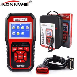 OUTIL DE DIAGNOSTIC KONNWEI KW850 OBD2 Scanner Auto Diagnostic Scanner