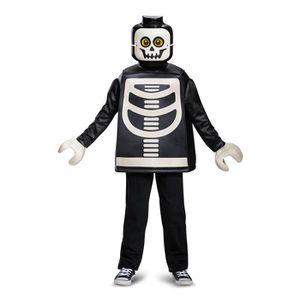 DOCTEUR - VÉTÉRINAIRE Docteur LEGO Squelette classique costume (petite,