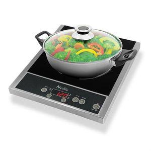 PLAQUE POSABLE NAELIA CGF-03205 Plaque de cuisson posable à induc