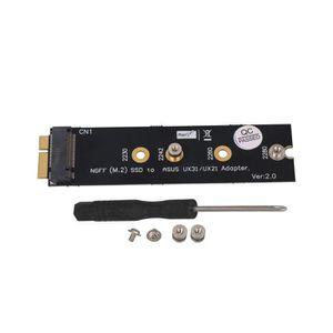 CÂBLE AUDIO VIDÉO Adaptateur lame M.2 NGFF SSD à 18 broches pour Asu