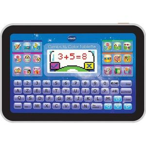 TABLETTE ENFANT VTECH Genius XL Color Tablette Noire