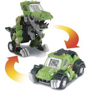 ROBOT - ANIMAL ANIMÉ Vtech Switch & Go  Dinos - Drex Super T-Rex (Jeep)