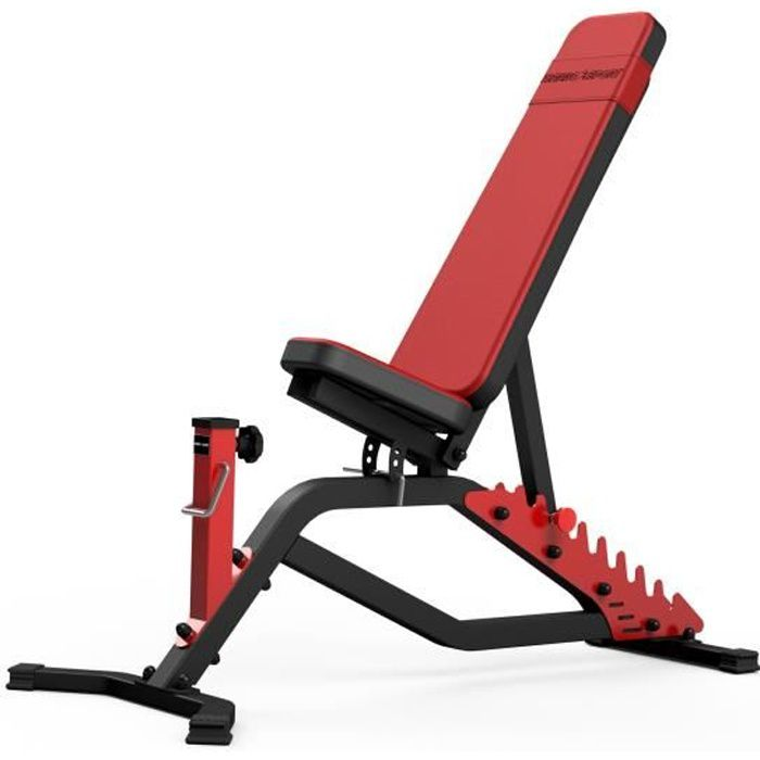 Marbo Sport Banc de musculation Banc de Musculation Entièrement Réglable MS-L101