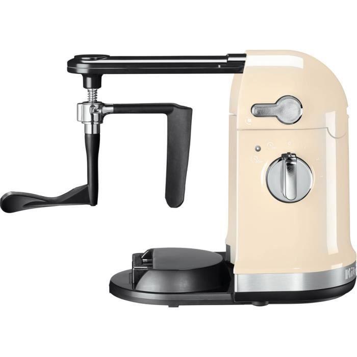 Kitchenaid - bras mélangeur pour multicuiseur kitchenaid crème - 5kst4054 eac