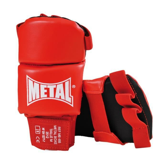 gant compétition ju jitsu rouge