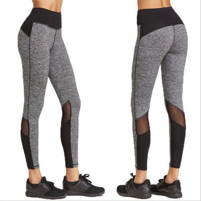 Collants de yoga extensibles et confortables pour femmes