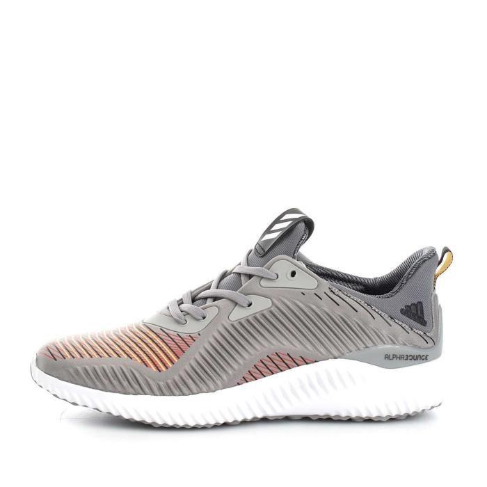 Adidas BB9049 chaussures de tennis faible homme GRIS