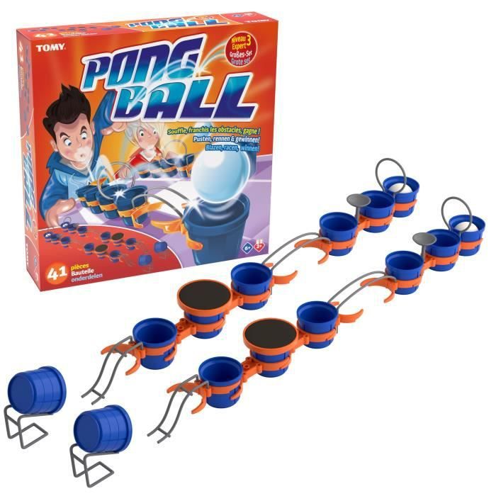 TOMY Pong ball - Expert- 41 pièces