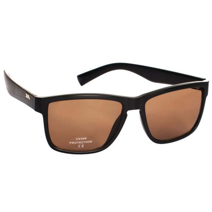 Lunettes de soleil Trespass Mass Control Sunglasses - Taille : One Size - Couleur marketing : Black