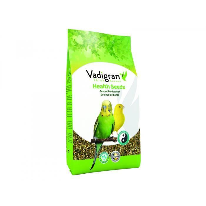 graines de santé 0.700Kg oiseaux-Vadigran 10,000000