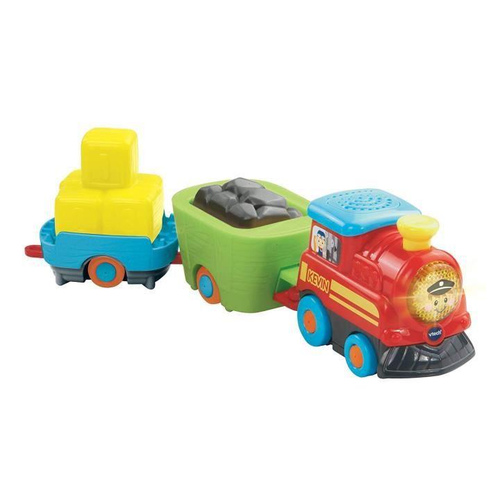 VTECH - TUT TUT BOLIDES Kevin le train de la mine