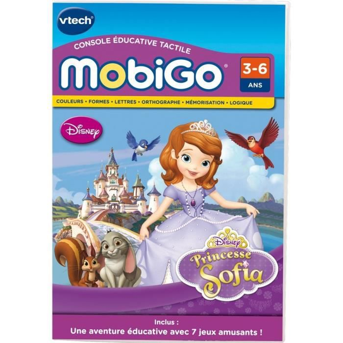VTECH Jeu Mobigo Princesse Sofia