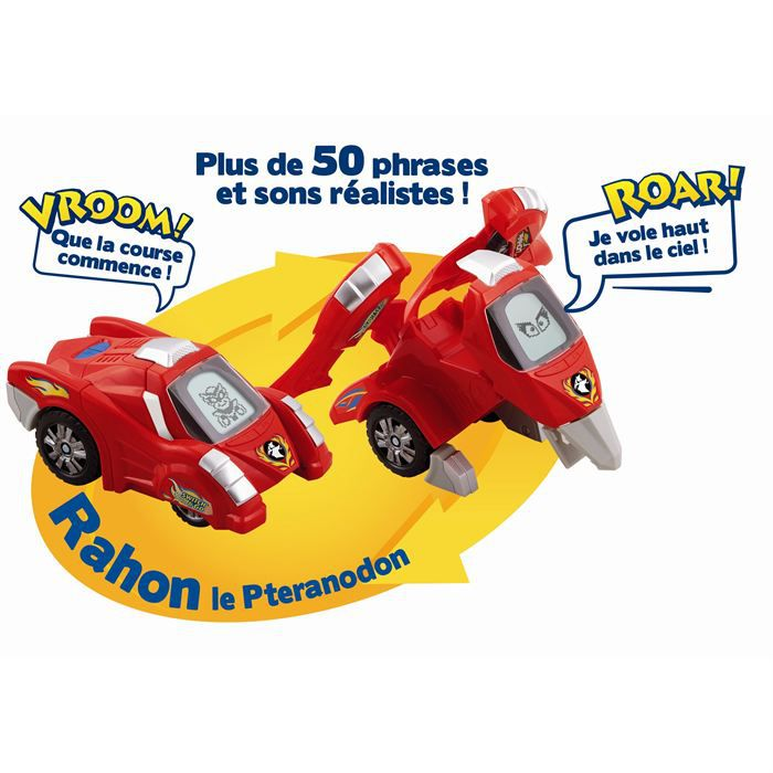 SWITCH And GO DINOS Rahon Le Pteranodon