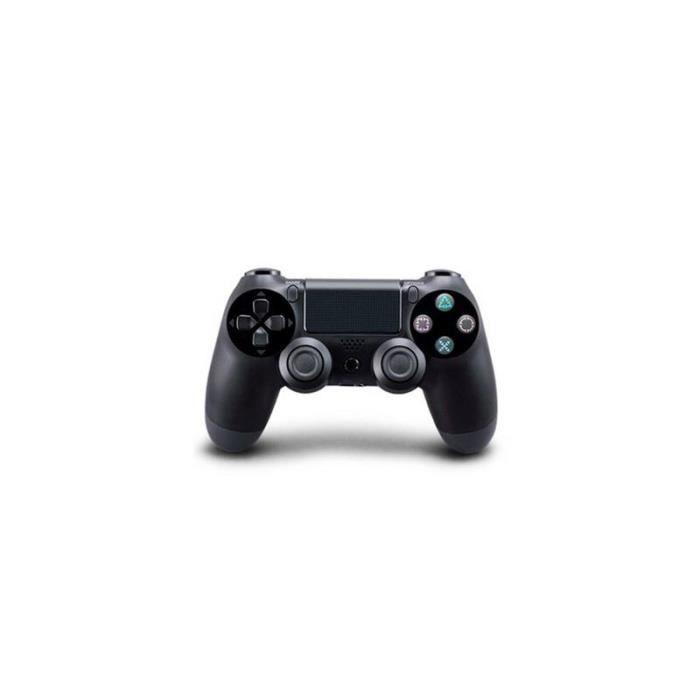 MANETTE JEUX VIDÉO Sans fil Manette DOUBLESHOCK 4 pour PS4 – noir
