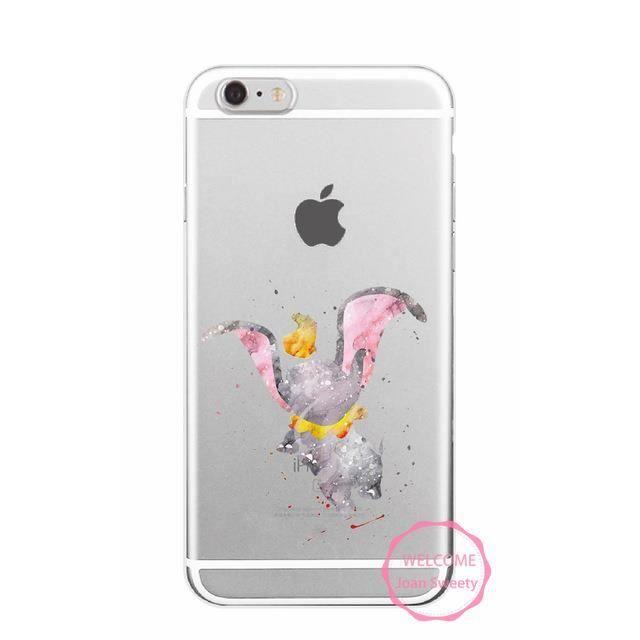 Coque Dumbo Disney iPhone 5 5S SE - Cdiscount Téléphonie
