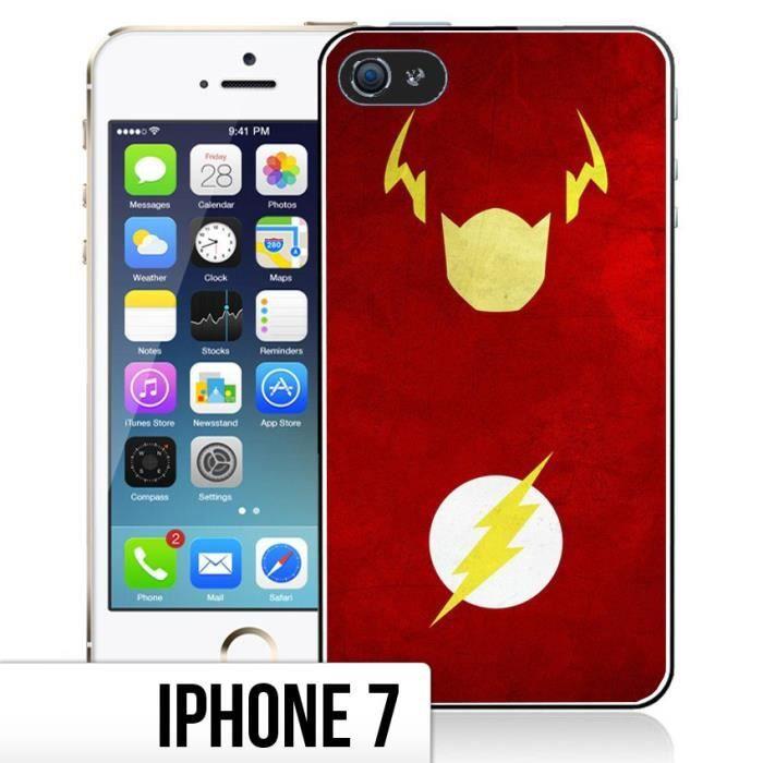 iphone 7 coque flash