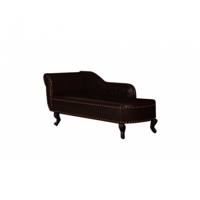fauteuil canap m ridienne marron salon salle manger. Black Bedroom Furniture Sets. Home Design Ideas