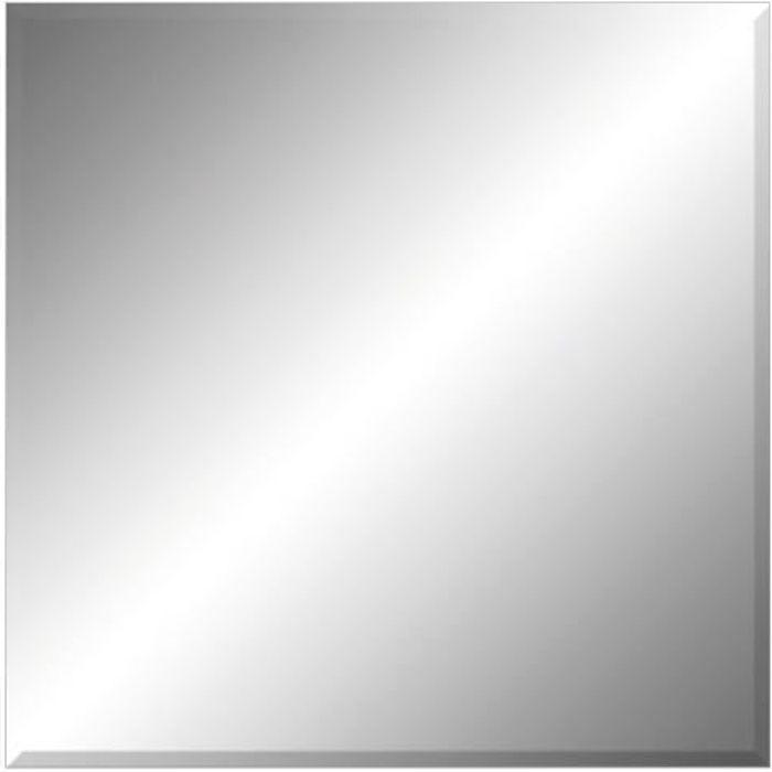 miroir biseaute rectangulaire