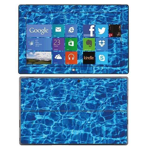 Skin stickers pour microsoft surface pro sticker for Piscine portable prix