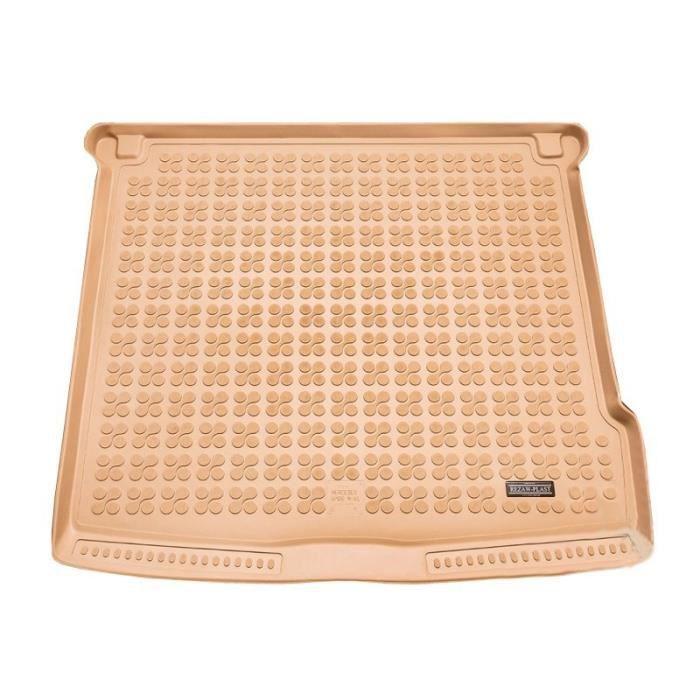 TAPIS DE SOL Tapis de coffre en caoutchouc MERCEDES ML W166 201
