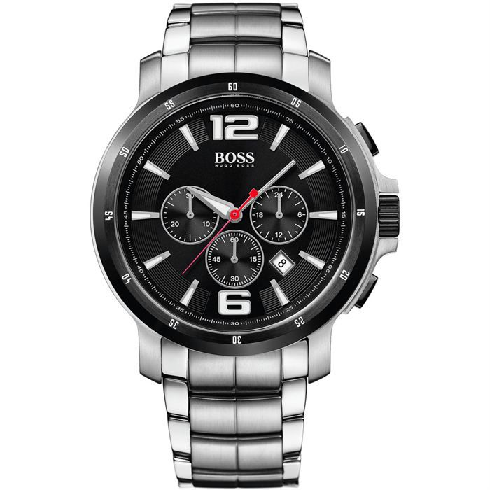 montre hugo boss hb 1512600 homme achat vente montre cdiscount. Black Bedroom Furniture Sets. Home Design Ideas