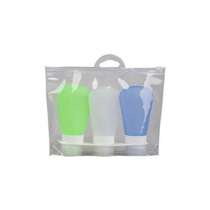 Silicone Travel Bottle Set Z64rp