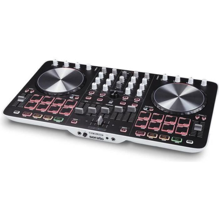reloop beatmix 4 contr leur usb midi dj 4 canaux table. Black Bedroom Furniture Sets. Home Design Ideas