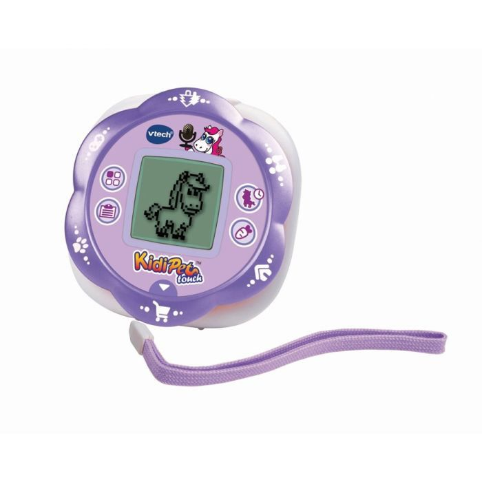 ANIMAL VIRTUEL VTECH KidiPet Touch Poney