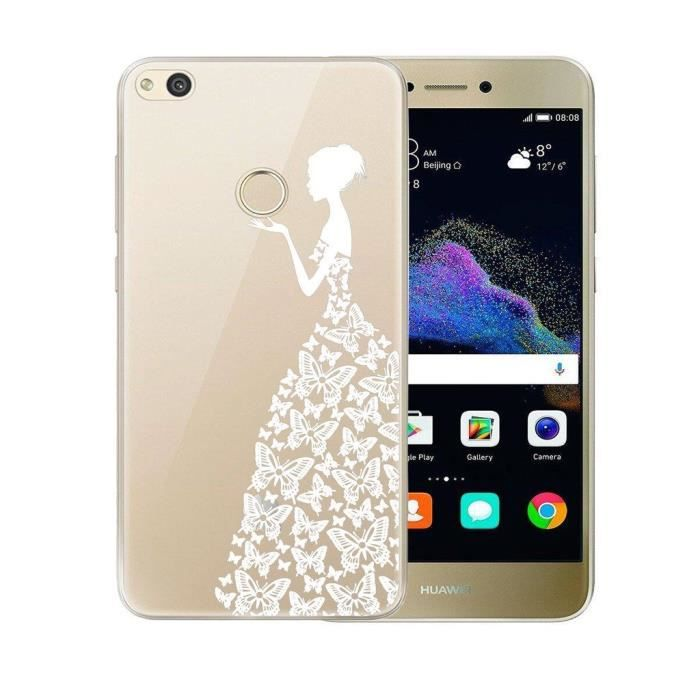 coque huawei p10 lite 2017 fille