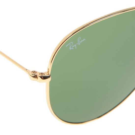 prix lunette ray ban aviator en france