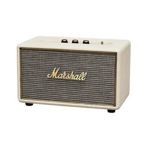 MARSHALL ACTON Enceinte Bluetooth - Cr?me
