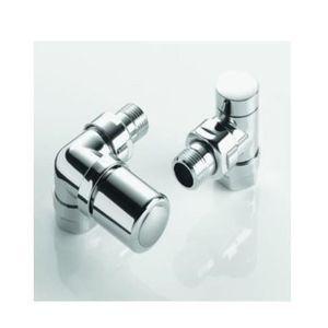 EQUERRE - ASSEMBLAGE Pack robinetterie manuelle thermostatisable équerr