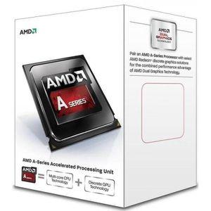 PROCESSEUR AMD A series A4-7300, AMD A4, 3,8 GHz, Socket FM2+
