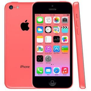 iphone 5c rose 16 go achat vente iphone 5c rose 16 go pas cher cdiscount. Black Bedroom Furniture Sets. Home Design Ideas