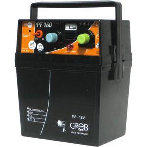 ANTI-FUGUE - CLOTURE ELECTRIFICATEUR PORTABLE PF 450