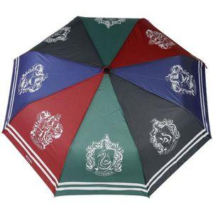 Parapluie Hogwarts Stripe Harry Potter