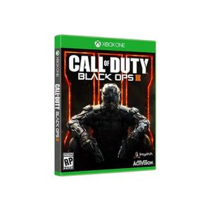 JEU XBOX 360 Call of Duty Black Ops 3 Xbox 360