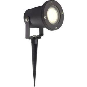 SPOT D'EXTÉRIEUR  BRILLIANT Lampe exterieure LED à piquer noir